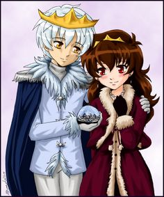 PT: Mytho-Rue - Winter Warmth by *amako-chan on deviantART