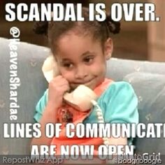 Funniest Memes From Scandal's Season 3 Finale | Vibe - Page 54