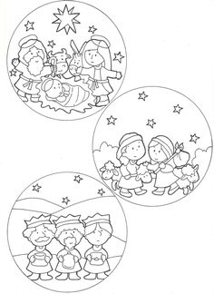 Christmas Nativity, Christmas Crafts For Kids, Christmas Activities, Christmas Printables, Christmas Colors, Winter Christmas, Christmas Time, Christmas Decorations, Christmas Ornaments