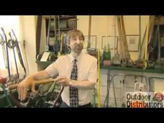 Red LLI System Lesson 24:  Museum Full of Surprises Antique Lawn Mower Museum in the UK - YouTube
