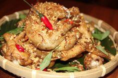 La recette du samedi : Ailes de poulet épicées au nuoc mam