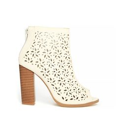 Asos Enticing Laser Boots via @WhoWhatWear $88