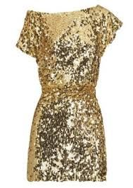#Golden #Shimmering #Beautiful #Dress