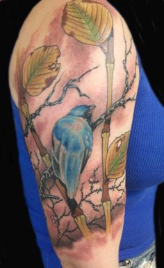 Tattoo artist: Needles at East Side Ink