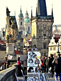 Prague, Czech Rupublic ( by pentlandpirate ) can't wait until I get here soon I'll see that race and Valentino Rossi Places Around The World, Travel Around The World, Around The Worlds, Places To Travel, Places To See, Prague Travel, Prague Czech Republic, Heart Of Europe, Voyage Europe