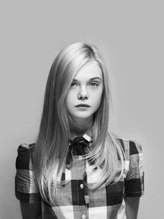 Elle Fanning: Fell in love with this girl in Ginger & Rosa. What an amazing, young actress.