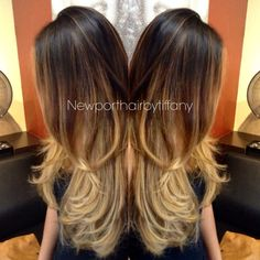 www.newporthairbytiffany.com #balayage #balayagehighlights #prettyhair #hairstyles #olaplex #ombre #sombre   #ombrehaircolor #haircolor #haircolorspecialist #colorcorrection #blonde #brunette   #redhair #highlights #haircut #longlayers #newporthairbytiffany #guytang #larissadoll   #extensions #hotheadsextenstions #greatlengthextensions