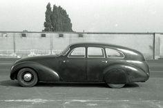 1938 Kamm-wagen K3 (Stromlinienwagen Kamm K3); based on Mercedes-Benz 170 V