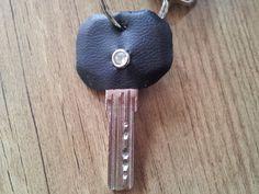 Funda de llaves de cuero DIY   facilisimo.com