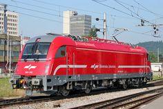 BR 182   Slowenische Bahnen
