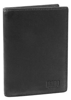 Brieftasche (schwarz) - M19011BK