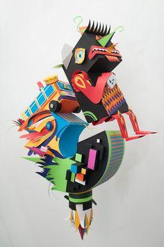 INK Studio est un studio belge situé à Bruxelles. Composé notamment de graphic designers, illustrateurs, photographes et motion designers, il réalise des projets dotés d'une très forte identité visuelle. Le studio brille particulièrement par ses travaux manuels comme les magnifiques sculptures en papier ci-dessous. Les oeuvres sont originales et riches en détails. N'hésitez pas à […]