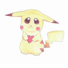 Pikachu from Pokémon