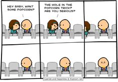 Cyanide and Happiness with Popcorn. - Imgur