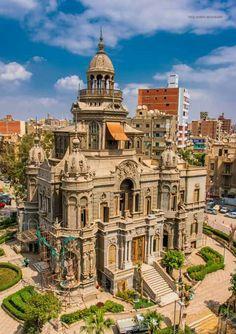 El-Sakakini Palace .. Cairo .. Egypt