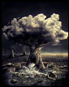 Inspiration: Surreal Art | Abduzeedo Design Inspiration & Tutorials - Gray Decay.com