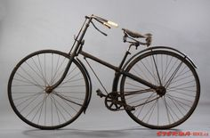 Peugeot - X frame safety, 1890 - Bicycles / Archive - Sold / Archive - Sold / Archive - ŠTĚRBA-BIKE.cz