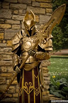 diablo 3 cosplay | Cosplayer : ace (https://www.facebook.com/PZGermany)