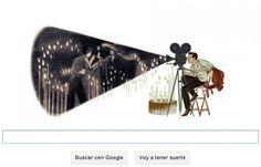 El doodle de Gabriel Figueroa. Foto: Google