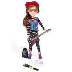 Rocker Girl Fashion Doll Set