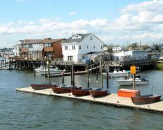 Broad Channel Houses, Jamaica Bay, New York City via Flickr