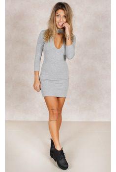 Vestido Gigi Mescla Fashion Closet - fashioncloset