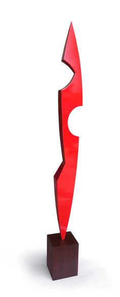Art - Sculpture.  S/N.    (Escultura Metal)