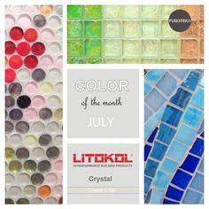 Color July - Litokol Starlike - Crystal