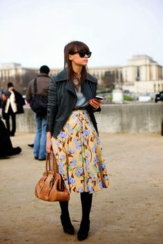 Pop Culture And Fashion Magic: Miroslava Duma style file