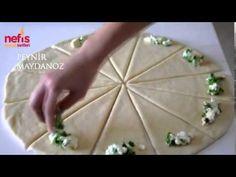 Katmer Poğaça Tarifi Nefis - Yemek Tarifleri - YouTube
