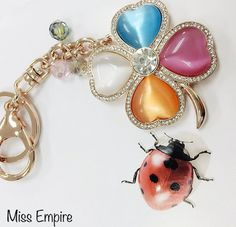 Exquisite Bag Charms