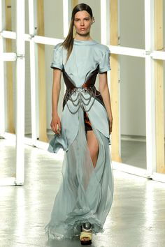 Rodarte Spring 2013 RTW - Review - Fashion Week - Runway, Fashion Shows and Collections - Vogue - Vogue