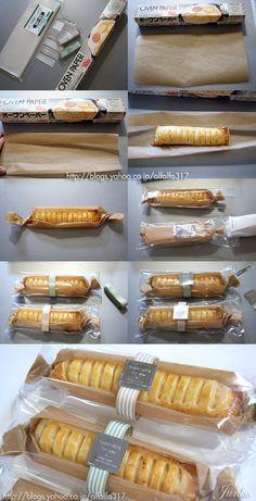Trendy Cookies Packaging For Bake Sale Goodies - Baking Packaging, Bread Packaging, Dessert Packaging, Food Packaging Design, Diy Cookie Packaging, Packaging Ideas, Gift Packaging, Cookie Gifts, Food Gifts