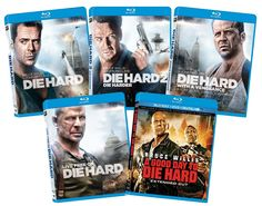 Die Hard Collection on DVD & Blu-Ray Only $31.49! (My hubby loves these movies!)  http://becomeacouponqueen.com
