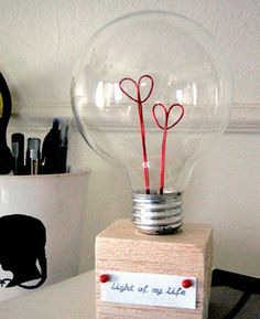 26 DIY Valentine Gifts for Him #gifts #love