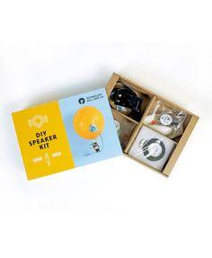 Tech Will Save Us: DIY Speaker Kit