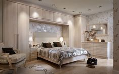 How important fitted bedroom furniture for your home in London? A bedroom is the most comfortable and important place of every home #fittedbedroom #furniture #bedroom https://bit.ly/2KSgKsp