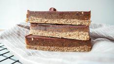 Sundere karamelsnitter Lchf, Vanilla Cake, Fudge, Tiramisu, Healthy Snacks, Sweet Treats, Goodies, Cupcakes, Sweets