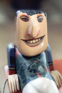 emilyhayes: Sam Smith The Great Toy Maker!