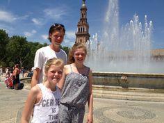 Sevilla Plaza de Espãna