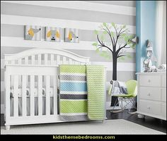 puppy themed baby nursery decorating ideas- dog theme baby bedrooms