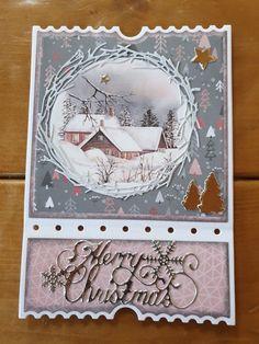Christmas 2019, Christmas Cards, Marianne Design, Studio Lighting, Christmas Inspiration, Scrap, Holiday, Handmade, Pictures