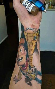 #tattoo #woody