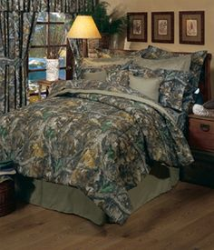 Timber Bedding Ensemble by Kimlor | Camoflauge Comforter Sets, Bed In A Bag Sets, Bed In Bag and Daybeds by Kimlor | PaulsHomeFashions.com