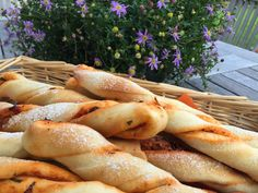 Party Snacks, Nom Nom, Side Dishes, Bakery, Food And Drink, Bread, Cooking, Desserts, Cherry