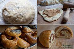 Kuchařka ze Svatojánu: SLADKÉ ROHLÍČKY