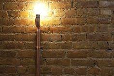 DIY Copper Pipe Wall Coat Rack Tutorial - Vintage Revivals