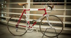 Old steel Colnago