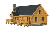 Bryson | Southland Log Homes