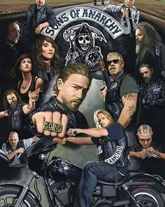 SOA Sons of Anarchy Jax Jackson Teller Charlie Hunnam Sons Of Anarchy Tattoos, Sons Of Anarchy Samcro, Sons Of Anarchy Memes, Sons Of Arnachy, Anarchy Quotes, Arte Game Of Thrones, Mejores Series Tv, Sons Of Anarchy Motorcycles, Ryan Hurst